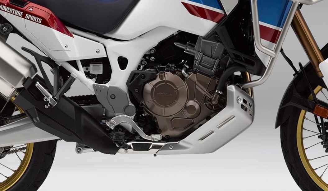 Motor da Nova Honda Africa Twin 2020