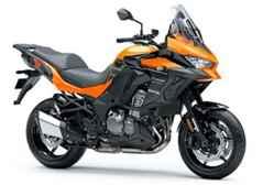 Nova Kawasaki Versys 1000 2020