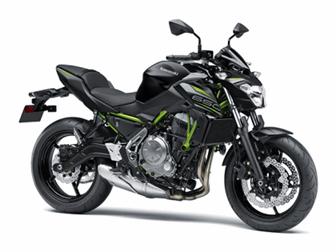Imagem principal da Kawasaki Z650 2020