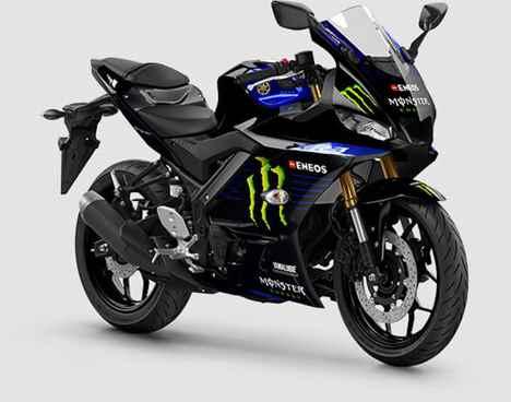 Imagem principal da Yamaha R3 2021