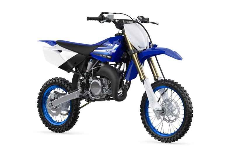 Imagem principal da Nova Yamaha YZ250 2020