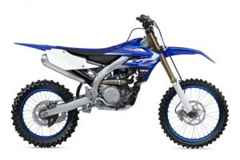 Nova Yamaha YZ85LW 2020