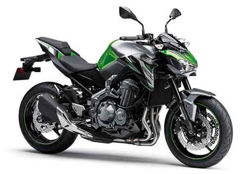 Imagem principal da Kawasaki Z900 2020