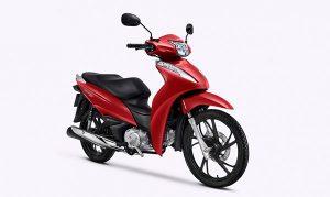 Nova Honda Biz 2021