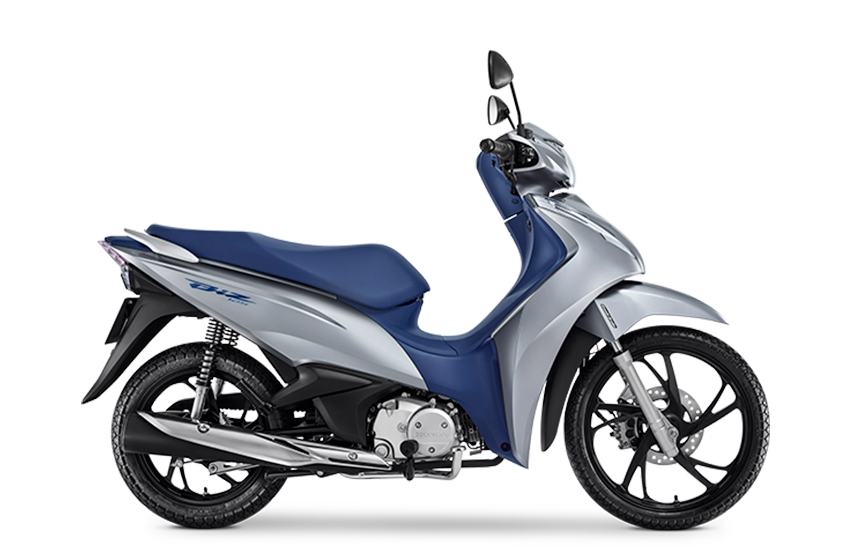 Imagem principal da Honda Biz 2021
