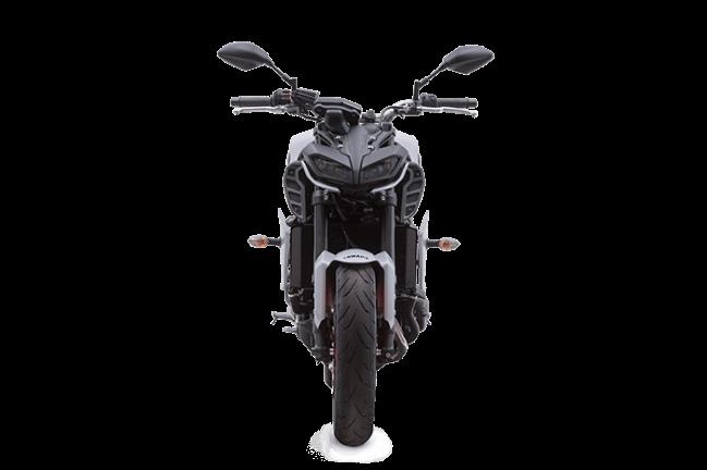 Farol da Yamaha MT-09 2021