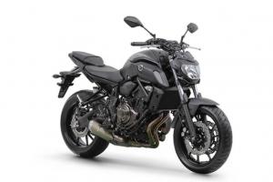 Nova Yamaha MT-07 2021