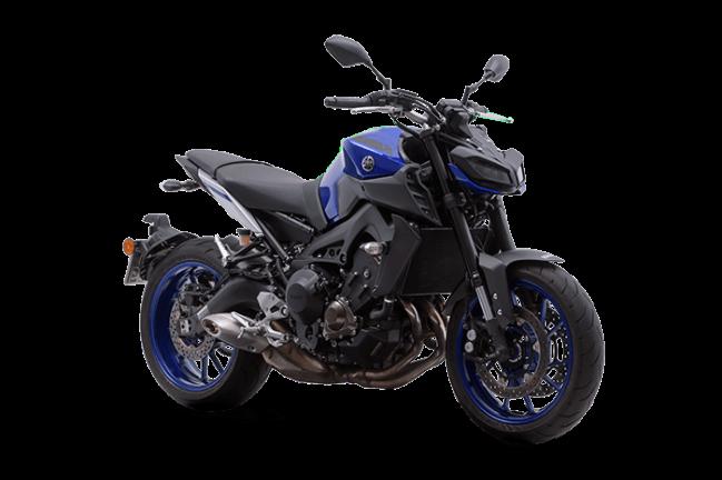 Imagem destacada da Nova Yamaha MT-09 2021