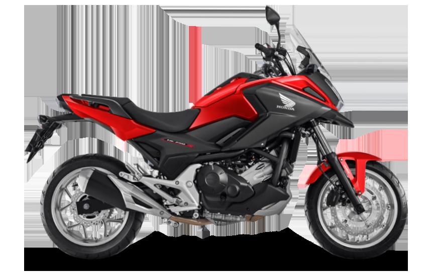 Imagem destacada da Honda NC 750X 2021