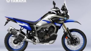 Nova Yamaha Tenéré 2021