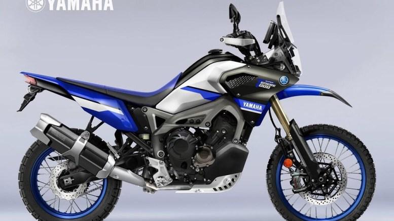 Imagem em destaque da Yamaha Tenéré 2021