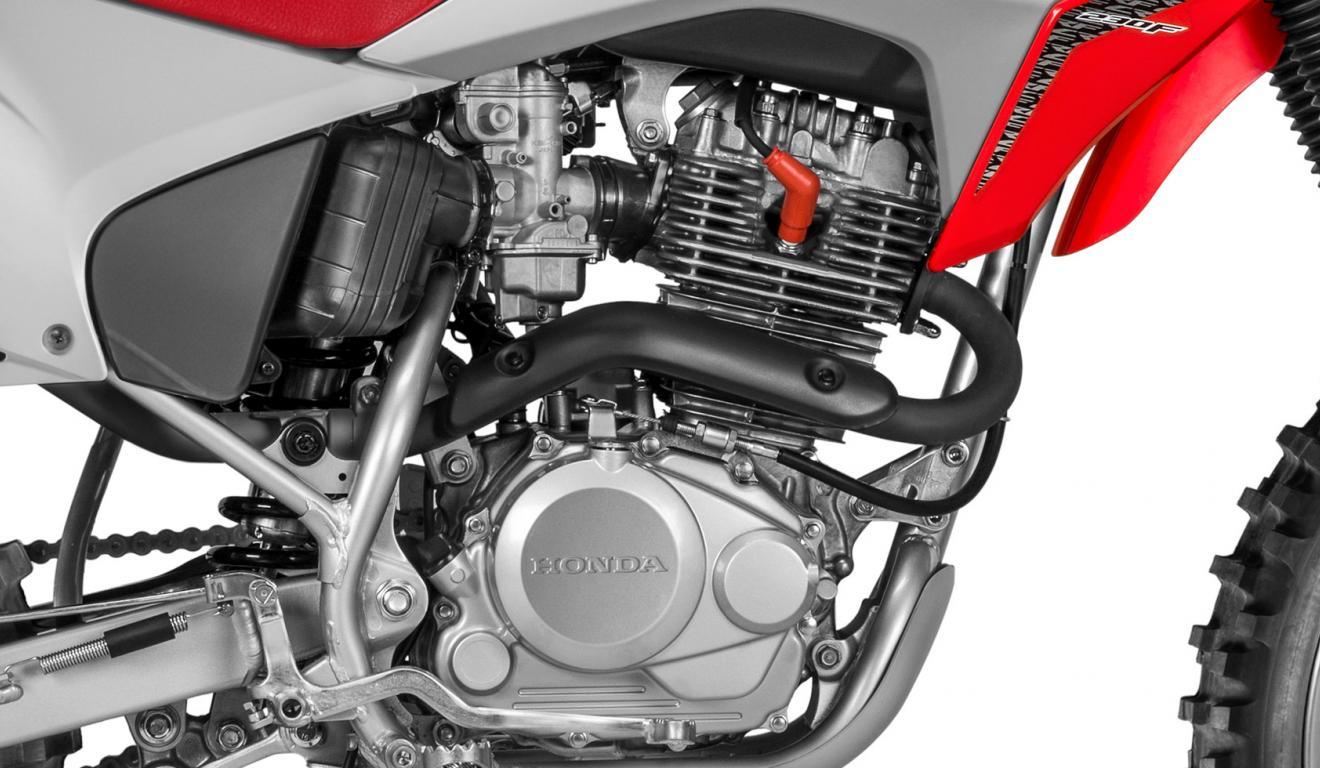 Motor da Nova CRF 230F 2021