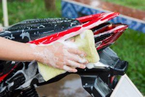 Como Lavar sua Moto: 7 dicas para você lavar sua moto corretamente