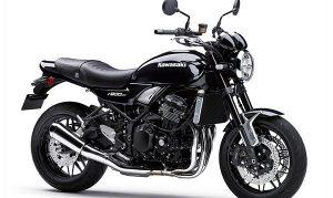 Nova Kawasaki Z900RS 2021