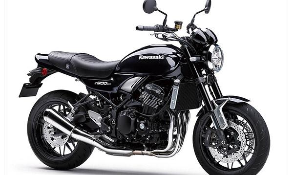 Imagem principal da Nova Kawasaki Z900RS 2021