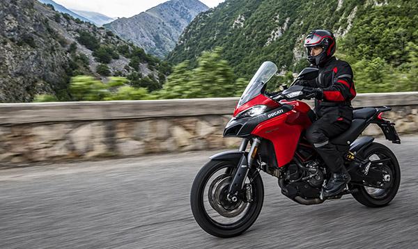 Nova Ducati Multistrada 950 2021