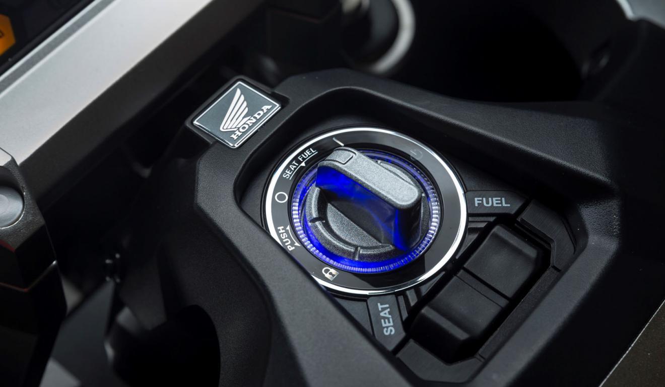 Nova Honda X-ADV 2022