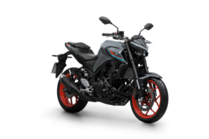 Nova Yamaha MT-03 2022